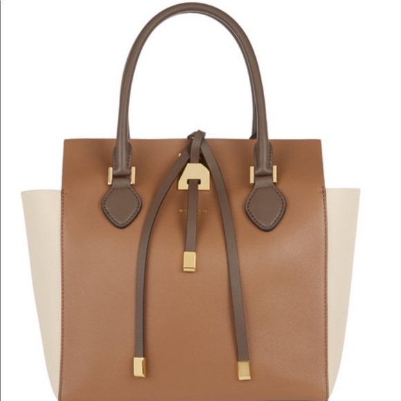 Michael Kors Collection Handbags - Michael Kors Collection Miranda Colorblock SOLD